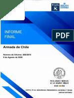 INFORME FINAL 526-19 ARMADA DE CHILE AUDITORIA Y EXAMEN DE CUENTAS A LOS GASTOS EN COMISIONES DE SERVICIO AL EXTRANJERO - AGOSTO 2020 (1).pdf