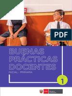 Buenas Practicas Docentes Practicas Inicial Primaria