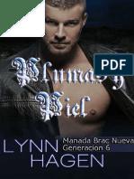 Lynn Hagen - Manada de Brac Siguiente Generaci+¦n 06 - Plumas y Piel