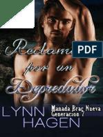 Lynn Hagen - Manada de Brac Siguiente Generaci+¦n 07 - Reclamado por un Depredador
