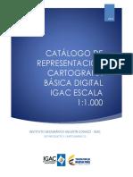 Guía IGAC Carto Base