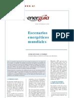 Escenarios Energéticos Mundiales