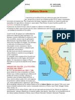 1er año- La cultura Chavín