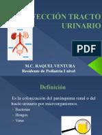 INFECCION TRACTO URINARIO RAQUEL