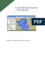 Archivos Grib Metereologicos en Opencpn