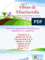 Presentaciónobras de misericordia