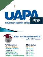 PDF presentacion Orientacion Universitaria