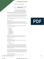 Stock Market Sectors Classification