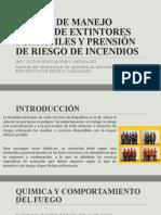 TALLER DE MANEJO BÁSICO DE EXTINTORES PORTÁTILES.pptx