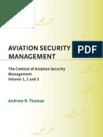 Aviation Security Management