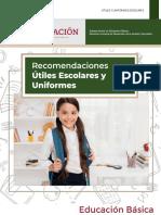 Recomendaciones Utiles Escolares y Uniformes_Agosto 7