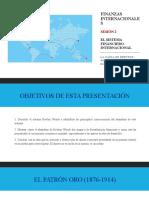 2. FINANZAS INTERNACIONALES SESIÓN 2