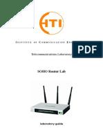 SOHO-Router-Lab