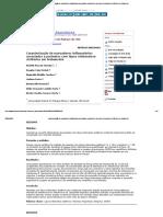 Caracterização de marcadores inflamatórios associados a pacientes com lúpus eritematoso sistêmico em tratamento CONCENTRAÇÃO DE TNF