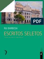 Rui Barbosa EscritosSeletos