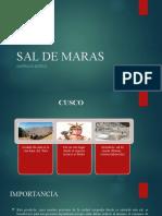 SAL DE MARAS