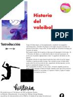 Historia Dl Voleibol