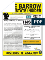 January 2011 - Newsletter