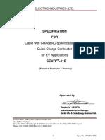 SEVS18-002 Specification for SEVD-11E