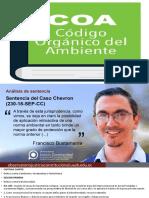 CÓDIGO ORGÁNICO DE MEDIO AMBIENTE