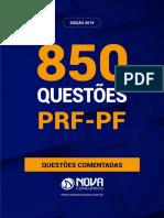 prfpf-850-questoes-comentadas