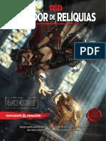 D&D 5E - Homebrew - Arquétipo Ladino - Caçador de Relíquias - Biblioteca do Duque.pdf