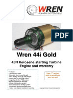 Wren 44i Gold Thrust Instructions - 2016