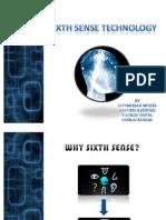 29354104 Sixth Sense Technology