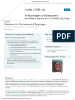 COVID-19 Guidance_ Businesses and Employers _ CDC