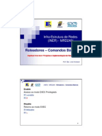 INER Roteadores Comandos Básicos