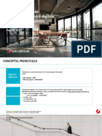 Studiu Transformare Digitala Companii - iSense Unicredit