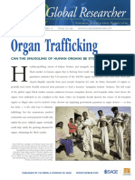 Organ Trade Can the smuggling of human organs be stopped