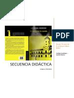 Secuencia Didáctica lengua y literatura ; D ; D