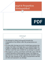 Lecture-6 (Attempt & Preparation distinguished) IPC 1861