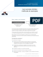 Méthode LEAD - Les success story