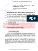 JBM_GENERAL OVERVIEW OF MULTIPLE CHOICE TYPE OF EXAMINATION.pdf