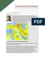Geopolítica de la guerra contra Siria y de la guerra contra Daesh