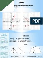 Velocity - Time graph.pptx