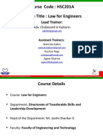 Law for Engineers Session 1_Introduction to Law