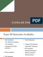 Insurance Arpita