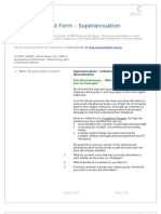 Activity Request Form Super DRAFT