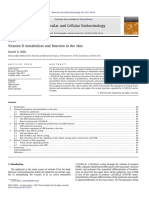 Vitamin D metabolism and function in the skin.pdf