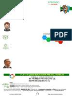 EPT SEMANA 12 - Mi primer proyecto de emprendimiento IV 3°-5°_reconocido