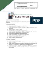 ODI ELECTRICISTA