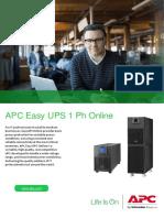 UPS APC 10KVA