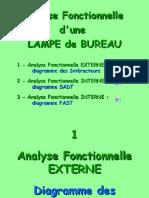 ANALYSE-FONCTIONNELLE-SADT-FAST-LAMPE-de-BUREAU.ppt