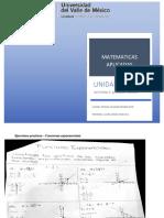Matematicas Aplicadas  Actividad 5