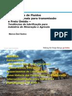 Tendências da lubrificação para indústria de Mineração e Agrícola