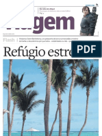 Suplemento Viagem - Jornal O Estado de S. Paulo - Saint-Barthélemy - 20110118