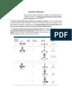 Geometria Molecular E polaridade